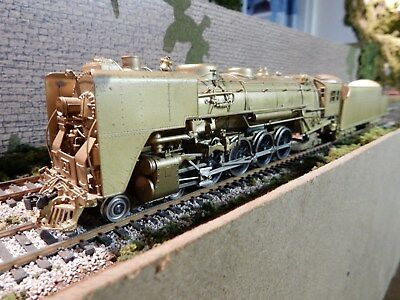 Key Imports HO Scale New York Central Mohawk L-3a