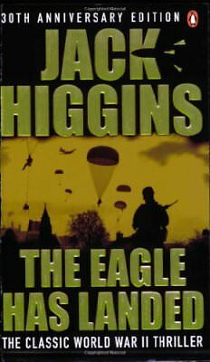 The Eagle Has Landed by Higgins, Jack Paperback Book The Cheap Fast Free Post