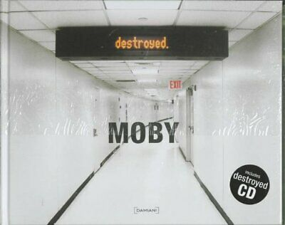 Destroyed by Moby Hardback Book The Cheap Fast Free Post
