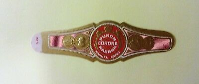 """For Sale: OLD COLLECTIBLE CIGAR BAND, """"PUNCH # 16"""", B116"""