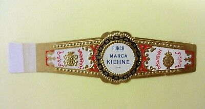 """For Sale: OLD COLLECTIBLE CIGAR BAND, """"PUNCH # 23"""", B123"""