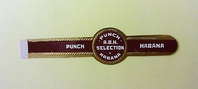 """For Sale: OLD COLLECTIBLE CIGAR BAND, """"PUNCH # 29"""", B129"""