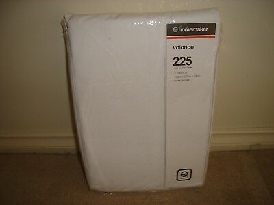 Queen size Valance BRAND NEW