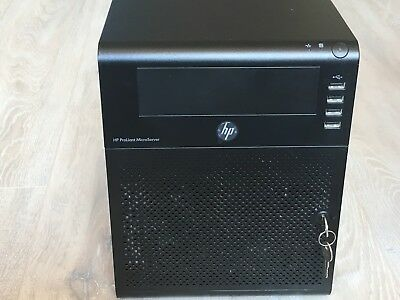 HP Microserver G7 N36L, 8GB RAM, Graphics Card, Perfect working condition