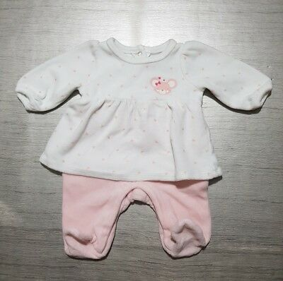 Pyjama fille taille Naissance de marque in  extenso
