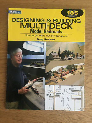 Model Railroader Guide To - Designing and Building Multideck Model Railroads
