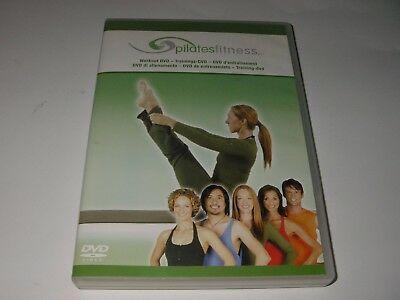 Pilates Fitness Dvd With Kylie Jaye & Elis Goodwin (For Beginners & Intermediate