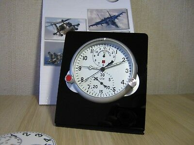 Borduhr AChS-1, ACS-1, АЧС-1М Aircraft, AirForce Cockpit Clock &  dial