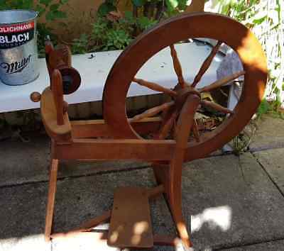 SPINNING WHEEL Traditional Ashford of NZ  Great Condition SAVE $$$$$$'s