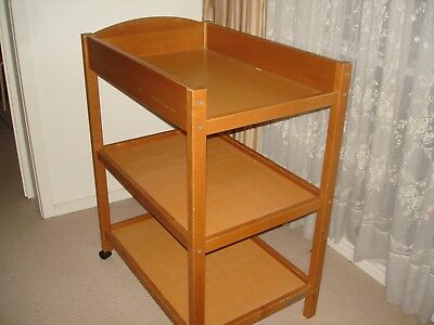 Childcare Baby Change Table: NO RESERVE, GRAB A BARGAIN!!