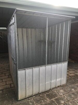 Steel Chief Aviary/Chicken Coop/Bird cage- Australian made