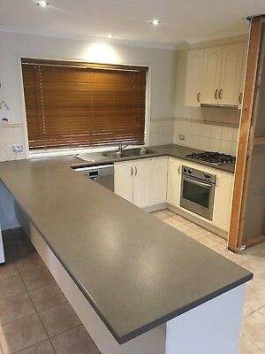 Complete Kitchen With Bench Top And Appliances