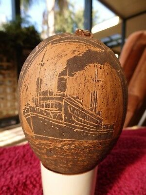 Antique Gourd brought to Australia by Master Builder William Richards in 1878~!
