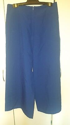 Blue Vintage high waisted pants - Tiger Rag