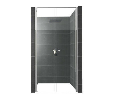 Niche door Shower NANO Real glass partition cubicle
