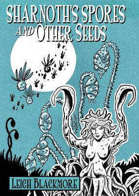 091 SHARNOTH'S SPORES & OTHER SEEDS Rainfall chapbook.Fantasy poetry sonnet