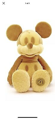 Mickey Memories Plush Teddy Disney 2 of 12 SOLD OUT LIMITED EDITION February