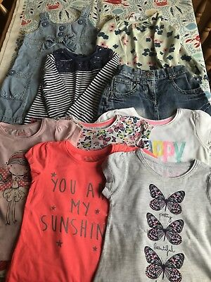 Girls Age 2-3 Clothes Bundle. Lovely Little Items.