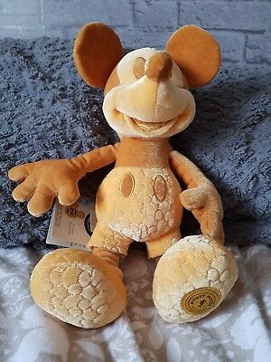 Mickey Mouse Memories Disney Plush Soft Toy Limited Edition February