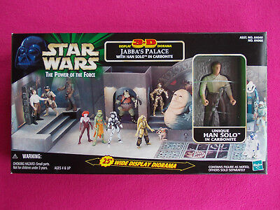 Star Wars POtF2 Jabbas Palace Playset