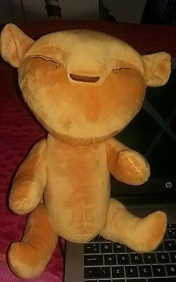 Disney Theatre Musical The Lion King Simba Cub Baby Plush Jointed Soft Toy