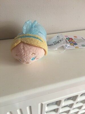 Disney Tsum Tsum - D23 Expo Exclusives - Blue Fairy Tagged  Pinocchio