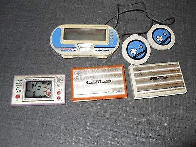 Nintendo game and watch - not working - spares