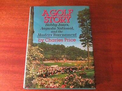 Lot of 16 Golf Books - All Hard Back - 1st Editions, The Masters, Classics Golf