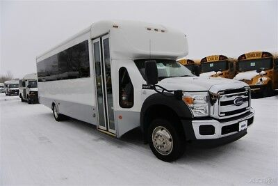 USED 2015 FORD STARCRAFT 32 Passenger Commercial Bus #175609K3