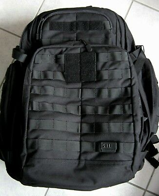 TOP Zustand !!! Original 5.11 Tactical Rush 72 Rucksack Backpack  schwarz black