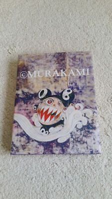 Takashi Murakami Book 2007 Coffee Table Book rare selten