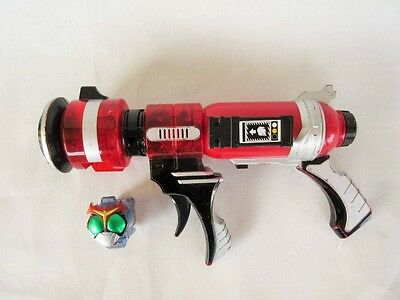 Masked Kamen Rider Fourze Fire Module DX Hee-Hack Gun Weapon Bandai Japan