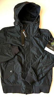 Stone Island Micro Reps Jacket Coat 621540822 Size S