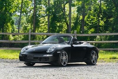 2006 Porsche 911 Carrera 4S 2006 Carrera 4S Manual AWD Convertible