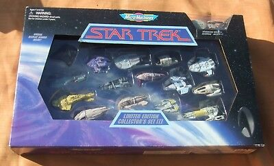 Star Trek -  Micro Machines  - Limited Edition Collectors Set III - NEU & OVP