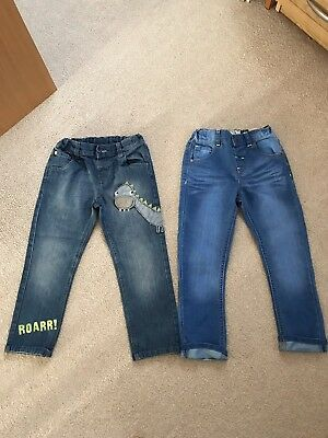 BNWT Next Boys Jeans Aged 4-5 Years