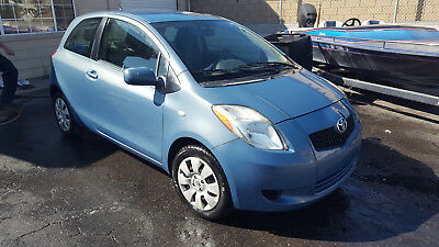2008 Toyota Yaris  2008 Toyota Yaris No Reserve Aution sold on lien papers