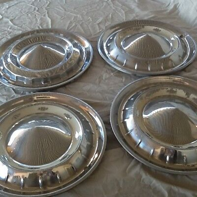 1955 Chevrolet used hubcaps