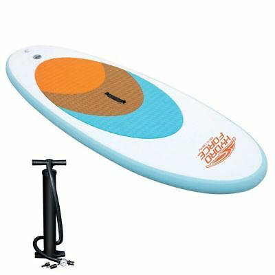 Set paddle gonflable 204 x 76 x 10 cm Bestway Hydro-Force 65085☺