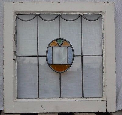 Leaded light stained glass window. B566. WORLDWIDE DELIVERY!