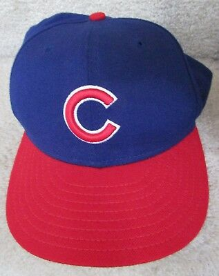 sports shoes 0e0f3 8d4f0 MLB Chicago Cubs New Era 59Fifty Baseball Cap Hat 7 1 8 Authentic Collection