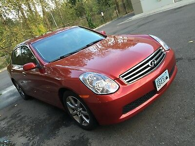2005 Infiniti G35 Sedan 2005 Infiniti G35 Sedan - Road Warrior's Dream Car