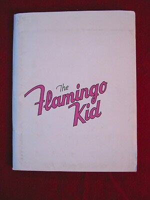 The Flamingo Kid (Matt Dillon) Press Kit - Original With Photos - Rare