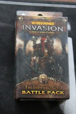 Warhammer Invasion Card Game - The Inevitable City Battle Pack - Erweiterung