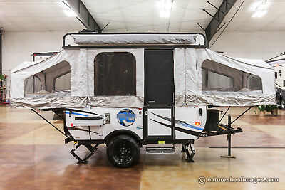 New 2018 RLT8SE Lite Fold Down Pop Up Camping Trailer Never Used Lowest Price
