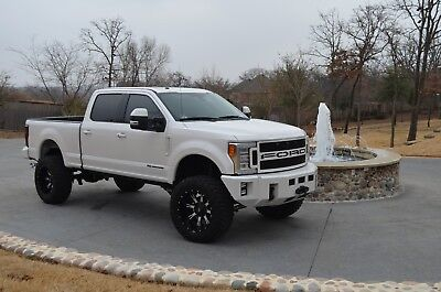 """2017 Ford F-250 Lariat 2017 Ford F-250  4X4 Lariat 6"""" BDS 4 Link Lift $97,505 Spent!!!!"""