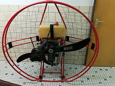 Gleitschirmmotor Paramotor Fresh Breeze