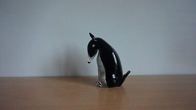 Portmeirion liquorice the sheep dog glass figurine - Rob Scott