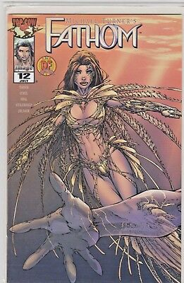 Fathom No.12 Dynamic Forces Exclusive Cover #6824/10,000 Printed In Nm 2000