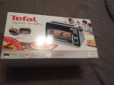Tefal Toast n Grill 2 in 1 toaster oven